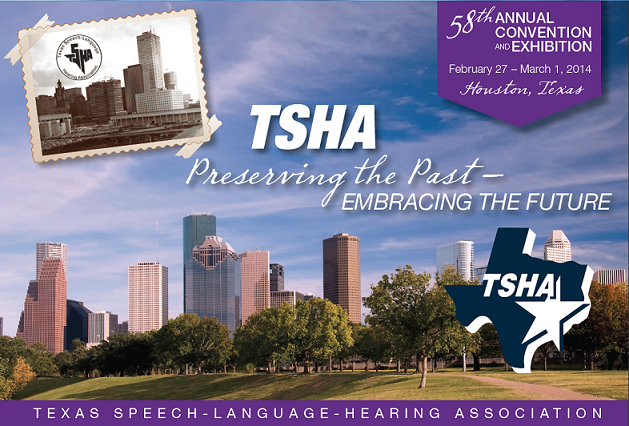 2014 TSHA Annual Convention Banner